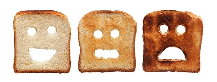 Are you eating acrylamide for breakfast?