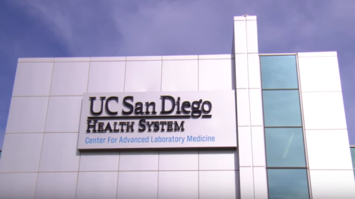 Opened in December 2011, the Center for Advanced Laboratory Medicine (CALM) is a 90,000 sq ft state-of-the-art facility that houses a majority of the UC San Diego Health System's Clinical Laboratories' and the Department of Pathology's diagnostic services.