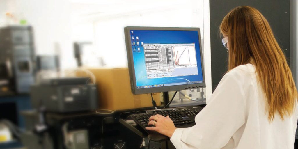 Empower 3 Chromatography Data Software for analytical chemistry labs.