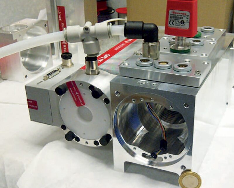 Waters ACQUITY QDa detector