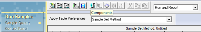 Empower Software: Run samples | Figure 11