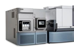 Waters Atmospheric Pressure Gas Chromatography system with the Xevo TQ-XS (APGC-MS/MS) platform